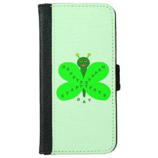 パトリキウスの日の蝶iPhoneのウォレットケース iPhone 6/6s ウォレットケース