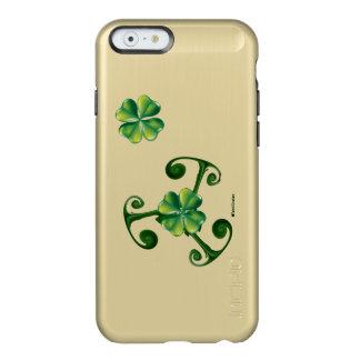 パトリキウスの日- Triskeleの*Lá Fhélie Pádraig Incipio Feather Shine iPhone 6ケース