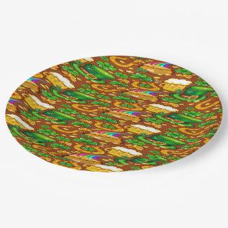 パトリキウスの紙皿 ペーパープレート