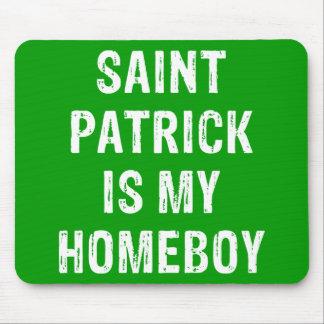パトリキウス私の同郷人の緑です マウスパッド
