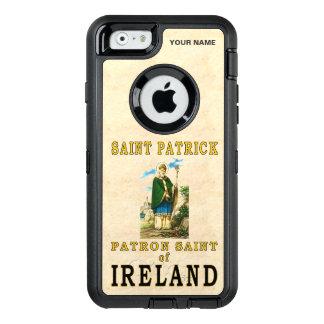 パトリキウス(アイルランドの守護聖人) オッターボックスディフェンダーiPhoneケース