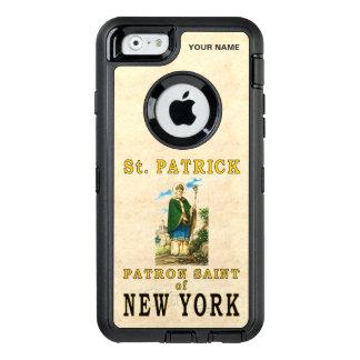 パトリキウス(ニューヨークの守護聖人) オッターボックスディフェンダーiPhoneケース