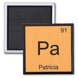パトリシア一流化学要素の周期表 マグネット