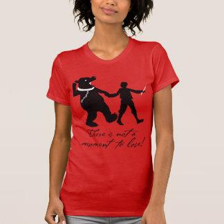 パトリック・オブライアンのTシャツ失うべきない時 Tシャツ