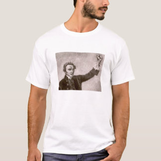 パトリック・ヘンリーの単一性の引用文 Tシャツ
