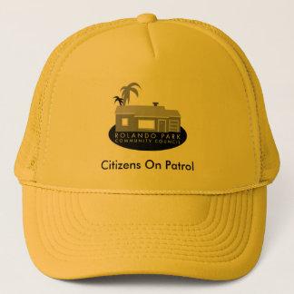 パトロール-帽子のRPCCの市民 キャップ