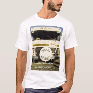 パナマかバスト Tシャツ