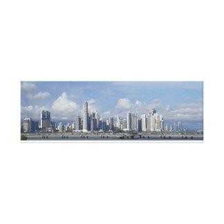 パナマはキャンバスのプリントを伸ばしました キャンバスプリント