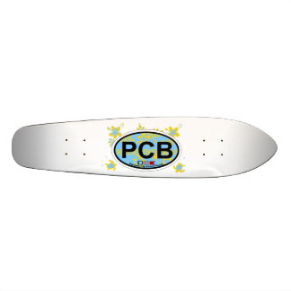 パナマ市浜 スケートボード