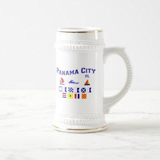 パナマ市、FL -海上スペリング ビールジョッキ