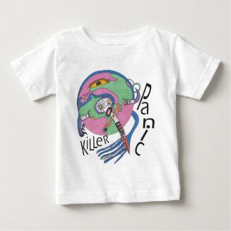 パニックキラー ベビーTシャツ