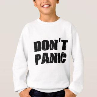 パニック スウェットシャツ