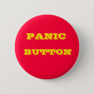 パニック、ボタン 5.7CM 丸型バッジ