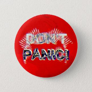 ()パニック!!!! 5.7CM 丸型バッジ