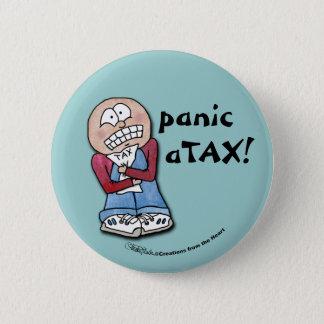 パニックaTAX! 5.7cm 丸型バッジ