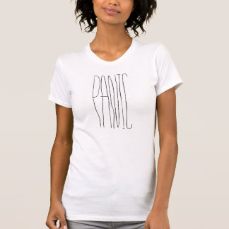 パニックDestrado Tシャツ