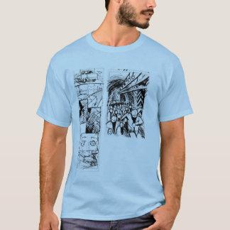パニックT Tシャツ