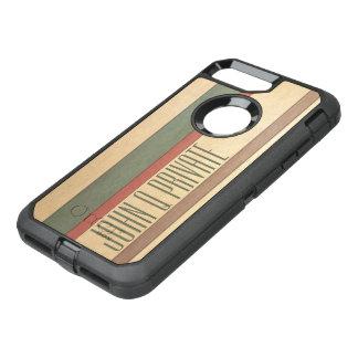 パネルをはめられた一流のテンプレート オッターボックスディフェンダーiPhone 8 PLUS/7 PLUSケース