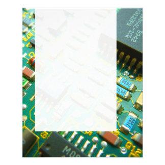 パネル093 -回路部品 チラシ