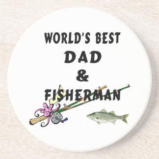 パパおよび漁師 コースター