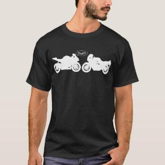 パパか。! Tシャツ