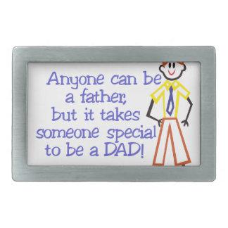 パパがあるため 長方形ベルトバックル