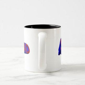 パパのためのコーヒー・マグ ツートーンマグカップ
