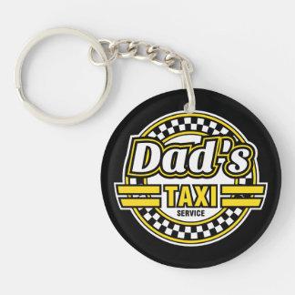 パパのタクシーサービス-パパのためのギフト- Keychain キーホルダー