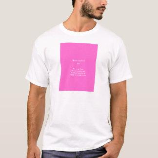 パパのバレンタインデー Tシャツ