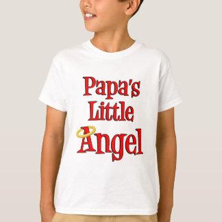 パパの少し天使 Tシャツ