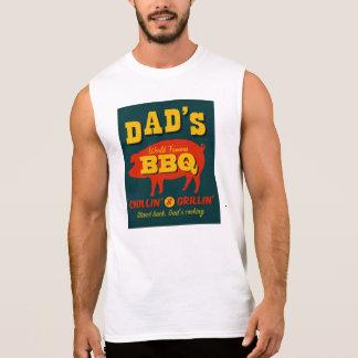 パパの料理 袖なしシャツ