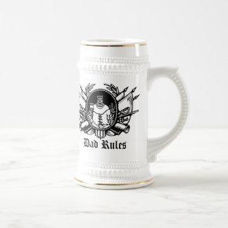 パパの規則! ビールジョッキ