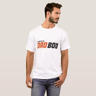 パパのBodのTシャツ-白 Tシャツ
