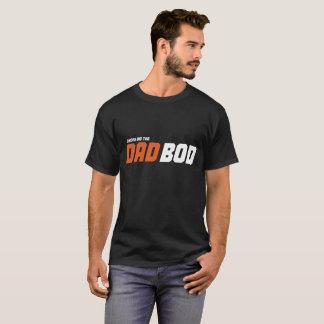 パパのBodのTシャツ-黒 Tシャツ