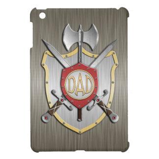 パパは戦いの頂上の装甲をナイト爵に叙します iPad MINIカバー