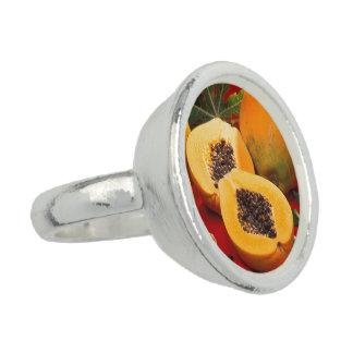 パパイヤ 指輪