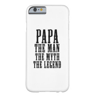パパ人神話伝説 BARELY THERE iPhone 6 ケース
