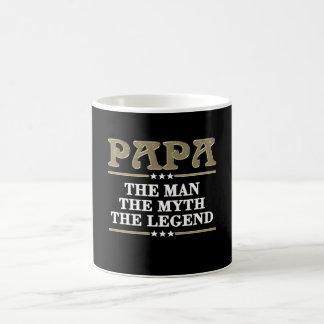 パパ伝説 コーヒーマグカップ
