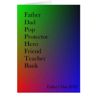 パパ単語連合カード カード