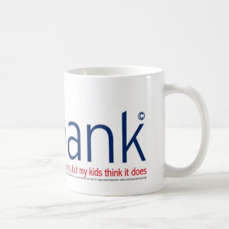 パパ1の銀行 コーヒーマグカップ