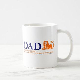 パパ2の銀行 コーヒーマグカップ