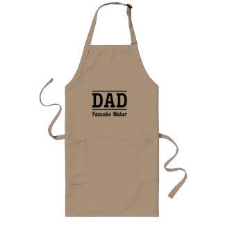 パパ。 パンケーキメーカー ロングエプロン