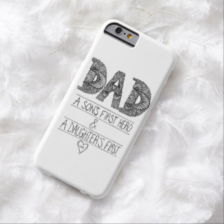 パパ BARELY THERE iPhone 6 ケース