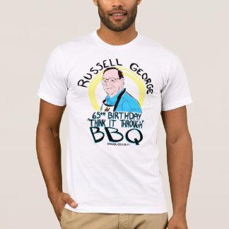 パパBBQの人のワイシャツ Tシャツ