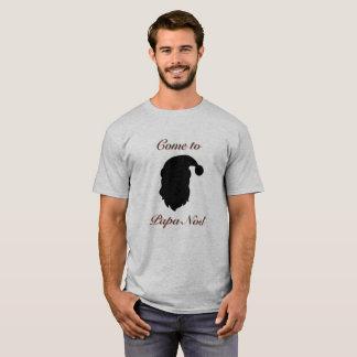 パパNoelに来られる Tシャツ