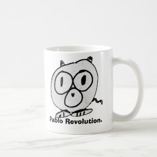 パブロのマグ コーヒーマグカップ
