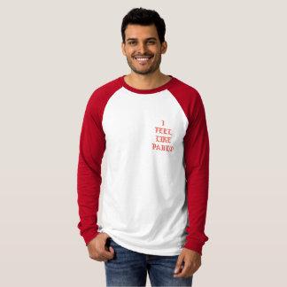 パブロの感じ Tシャツ