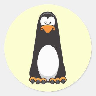 パブロ沈痛なペンギン ラウンドシール