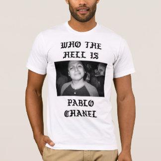 パブロChanelのTシャツ Tシャツ