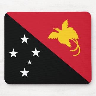 パプアニューギニアの旗のマウスパッド マウスパッド